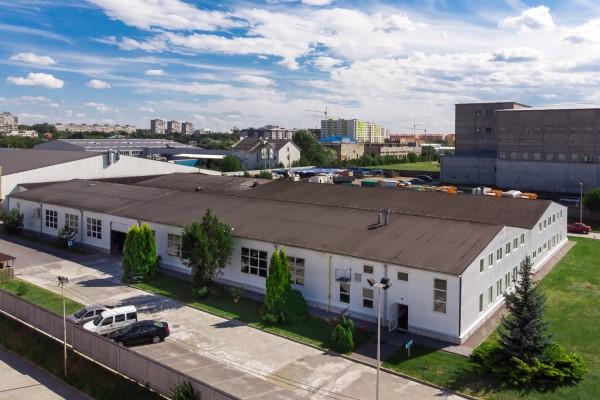 modern warehouse with burglary insurance